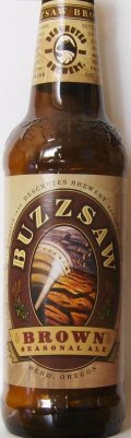 Deschutes Buzzsaw Brown