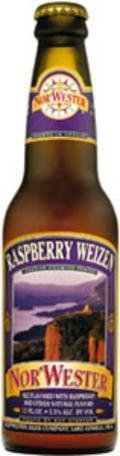 NorWester Raspberry Weizen - Fruit Beer