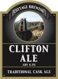 Cottage Clifton Ale - Bitter