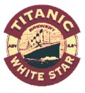 Titanic White Star