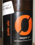 N�gne � Beyond The Pale Ale