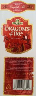 J.W. Lees Dragons Fire (Bottle)
