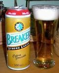 Breaker Strong Lager