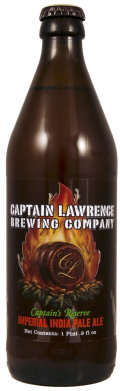 Captain Lawrence Captain�s Reserve Palate Shifter Imperial IPA