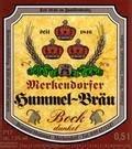 Hummel-Br�u Bock Dunkel - Dunkler Bock