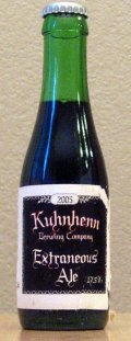 Kuhnhenn Extraneous Ale - Barley Wine