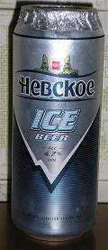 Nevskoe Ice Beer