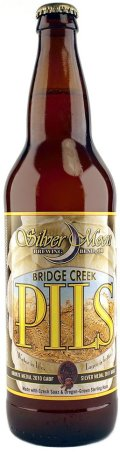 Silver Moon Bridge Creek Pilsner