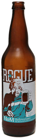 Rogue Half-E-Weizen (MoM Hefeweizen) - Wheat Ale