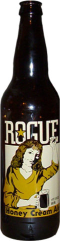 Rogue Honey Cream Ale - Cream Ale
