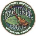 Neptune�s Toad Back Bock - Dunkler Bock