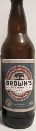 Brown�s Brown Ale