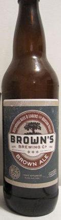 Brown�s Brown Ale