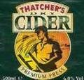 Thatchers Premium Press Dry Cider