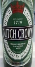 Dutch Crown - Pale Lager