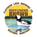 Flathead Lake Bufflehead Brown Ale