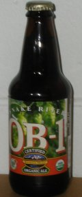 Snake River Organic Beer One (OB-1)