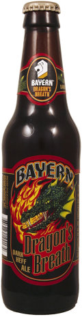 Bayern Dragon�s Breath Dark Heff Ale