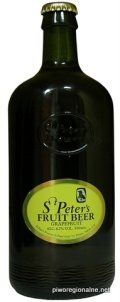 St Peters Fruit Beer (Grapefruit)  - Fruit Beer