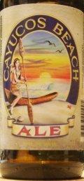 Cayucos Beach Ale