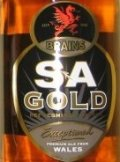 Brains SA Gold (Cask)