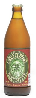 Green Man Best Bitter - Bitter