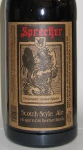Sprecher Bourbon Barrel Scotch Style Ale