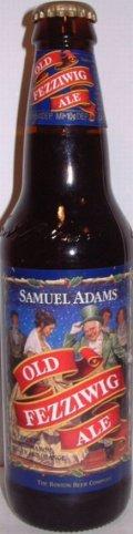 Samuel Adams Old Fezziwig Ale