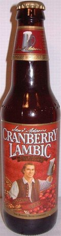 Samuel Adams Cranberry Lambic - Fruit Beer