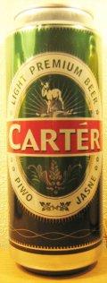 Perla Carter 4.5% - Pale Lager