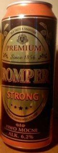 Romper Premium Strong  - Imperial Pils/Strong Pale Lager