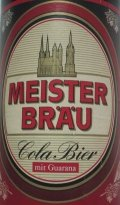 GSM Meister Br�u Cola Bier - Spice/Herb/Vegetable