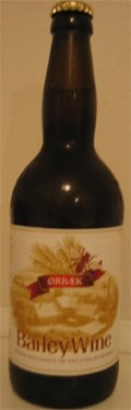 �rb�k Barley Wine - Barley Wine