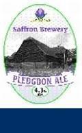 Saffron Pledgdon Ale