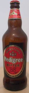 Marstons Pedigree (Filtered) - Bitter