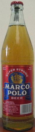 Marco Polo Super Strong Beer - Malt Liquor