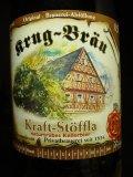 Krug-Br�u Kraft-Stoff - Zwickel/Keller/Landbier