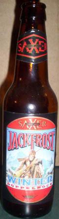 Saxer JackFrost Winter Doppelbock