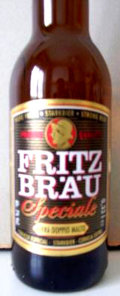 Saverne Fritz Br�u Speciale - Strong Pale Lager/Imperial Pils