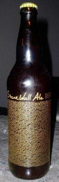 StoneWall Ale