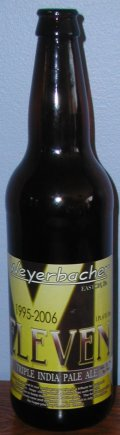 Weyerbacher Eleven - Imperial/Double IPA