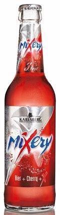 Karlsberg Mixery Bier + Cherry