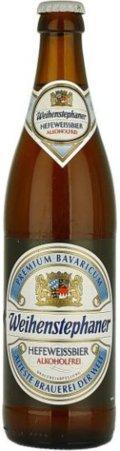 Weihenstephaner Hefeweissbier Alkoholfrei - Low Alcohol