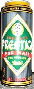 Saverne Speciale Prestige Pur Malt - Imperial Pils/Strong Pale Lager