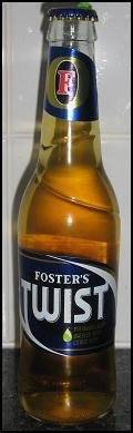 Fosters Twist - Pale Lager