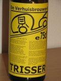 Trisser Verhuisbrouwerij Blonde Tripel  (I-XV) - Abbey Tripel