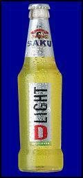 Saku D-Light Beer+Lemon - Fruit Beer