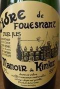 Manoir du Kinkiz Cidre de Fouesnant