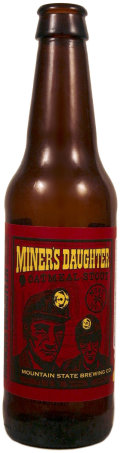 Mountain State Miners Daughter Oatmeal Stout