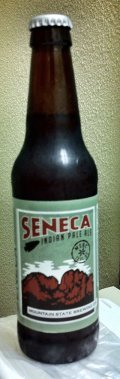 Mountain State Seneca Indian Pale Ale